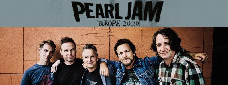 Aranžma Pearl Jam (prevoz in vstopnica)