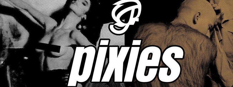 Aranžma Pixies (prevoz in vstopnica)