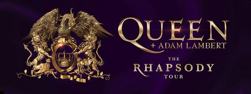 Aranžma Queen + Adam Lambert (prevoz in vstopnica)