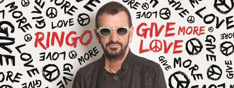 Aranžma Ringo Starr (prevoz in vstopnica)