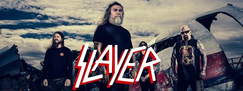 Aranžma Slayer (prevoz in vstopnica)