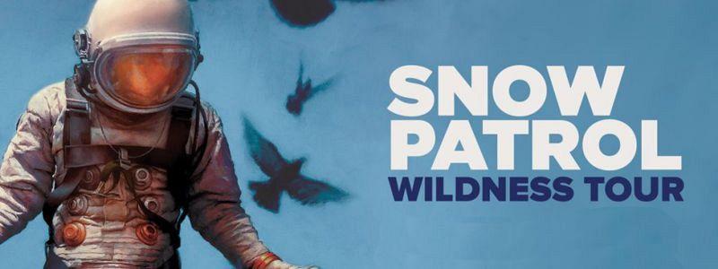 Aranžma Snow Patrol (prevoz in vstopnica)