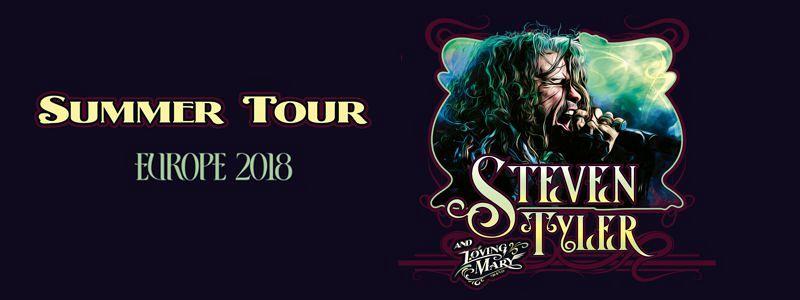 Aranžma Steven Tyler (prevoz in vstopnica)