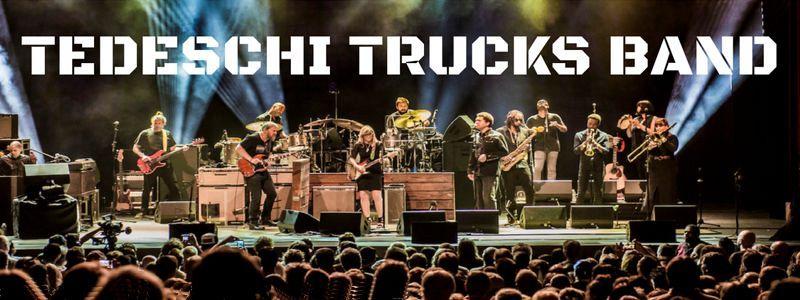 Aranžma Tedeschi Trucks Band (prevoz in vstopnica)