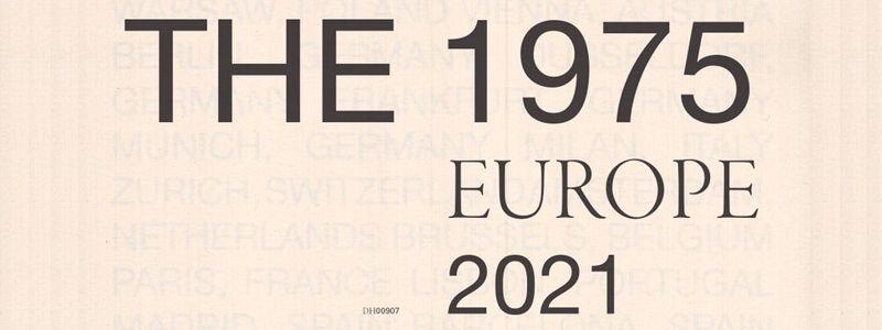 Aranžma The 1975 (prevoz in vstopnica)