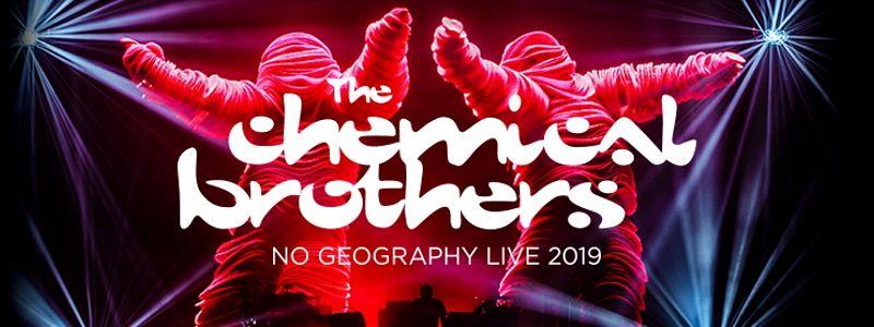 Aranžma The Chemical Brothers (prevoz in vstopnica)