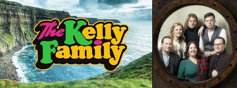 Aranžma The Kelly Family (prevoz in vstopnica)