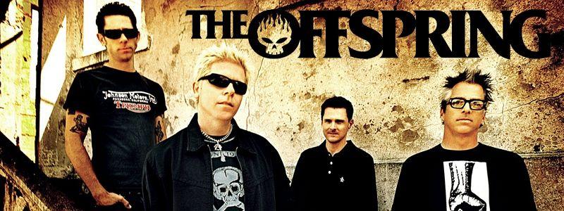 Aranžma The Offspring (prevoz in vstopnica)