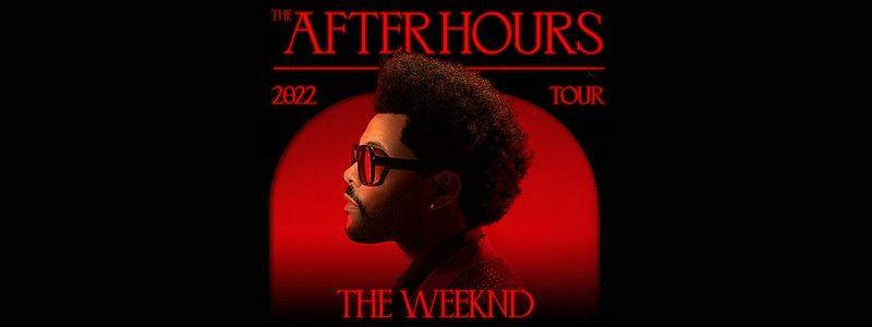 Aranžma The Weeknd (prevoz in vstopnica)