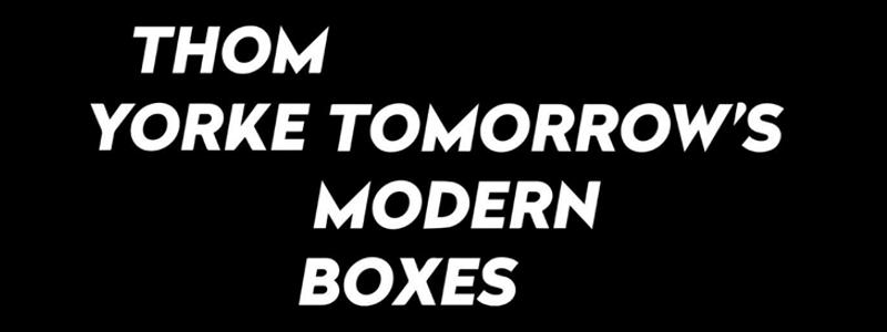 Aranžma Thom Yorke (prevoz in vstopnica)