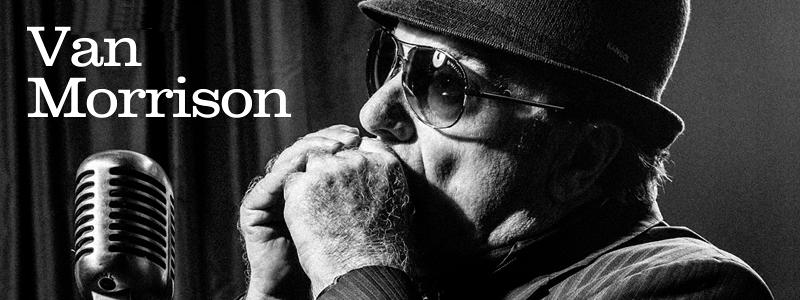 Aranžma Van Morrison (prevoz in vstopnica)
